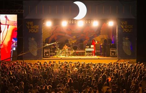 На сцене V-ROX 2016 - Shtuby (Израиль), фото Василисы Вакиловой (V-ROX)
